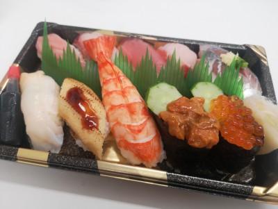 早稲田の美味しいお寿司!