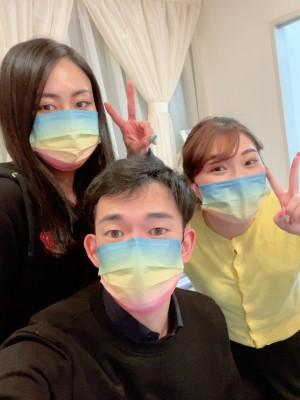 テンションがあがるマスク☆!?!?